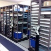 Laboratory Roller Racking and Mobile Shelving