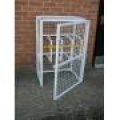 Lab Gas Cylinder Cage and Rack