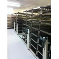 Lab Stainless Steel Mobile Shelving