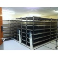 Lab Stainless Steel Roller Racking